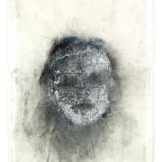 Adriana Šimotová, Imaginární tvář, 1999, kombinovaná kresba