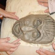 Řecká divadelní maska