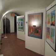 Výstava 2015 - kubistické zátiší
