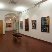 Vernisáž výstavy Josefa Sasky SÍLA BARVY_20