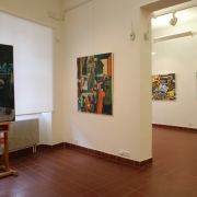 Vernisáž výstavy Josefa Sasky SÍLA BARVY_21