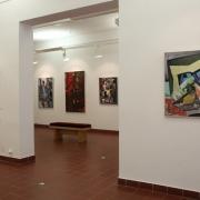 Vernisáž výstavy Josefa Sasky SÍLA BARVY_22
