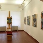Vernisáž výstavy Josefa Sasky SÍLA BARVY_23