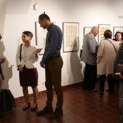 Vernisáž výstavy Josef Honys 1919-1969
