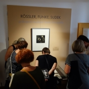 Výstava Rössler, Funke, Sudek_14