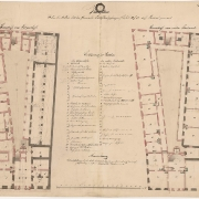 1 Martin Urban, Návrh na přestavbu staré rychty, 1851