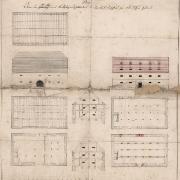 1 František Dvořák, Přestavba solnice na kontribuční sýpku, 1831