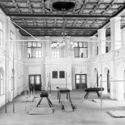 03. Interiér sokolské tělocvičny po dostavbě