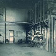 Pohled do interieru plynárny