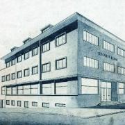 František Albert Libra, Městská spořitelna, 1931