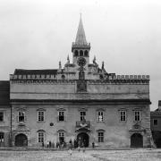 Stará radnice - nejstarší sídlo Spořitelny