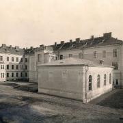 Gymnaziální dvůr, SOkA Havlíčkův Brod