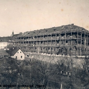 Hrubá stavba, SOkA Havlíčkův Brod