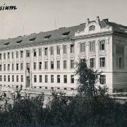 Poslední úpravy na nové budově, SOkA Havlíčkův Brod