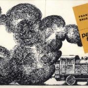 Jindřich Novák - soubor ilustrací ke knize Franty Sauera: Pašeráci