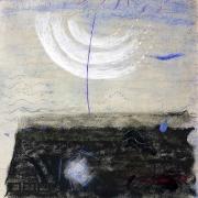 Šedivé úterý: barevný pastel Pavla Sukdoláka s názvem K poctě G. Mahlera