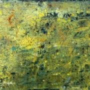 Zelený čtvrtek: Zdeněk Sklenář: Slunečnice, olej na plátně, 1978