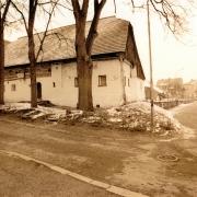 Štáflova chalupa, stav kolem roku 1999