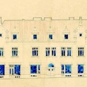 František Liška, Definitivní realizovaný projekt, červenec 1911 SOkA Havlíčkův Brod