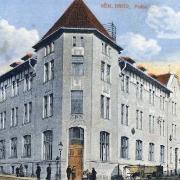 Budova poštovního úřadu, SOkA Havlíčkův Brod