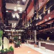 Interiéry po přestavbě v devadesátých letech