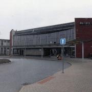 Budova v bruselském stylu před generální opravou, 2012