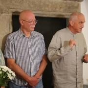 Marcela Burdová, Vítězslav Fejlek a David Vávra