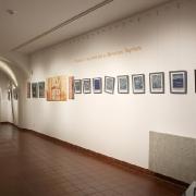 Pohled do výstavy Petrkov v nás aneb pocta Bohuslavu Reynkovi_1