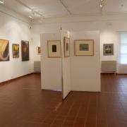 Pohled do výstavy Petrkov v nás aneb pocta Bohuslavu Reynkovi_5