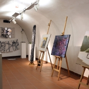 Pohled do výstavy ... Na Vaška! Hommage à Václav Černoch_2