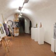 Pohled do výstavy ... Na Vaška! Hommage à Václav Černoch_4
